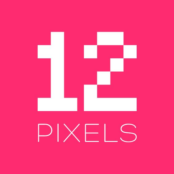twelve pixels